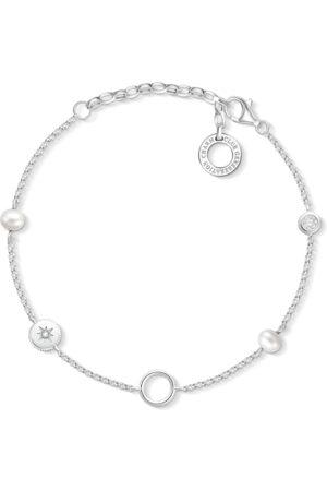 Thomas Sabo Charm-Armband Perlen