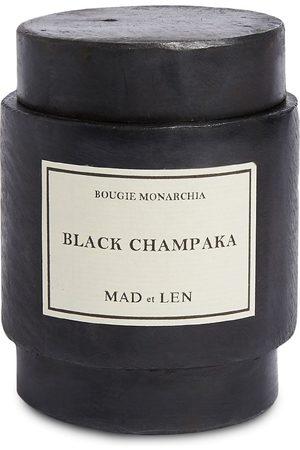 MAD ET LEN Fumiste Black Champaka Kerze 300g