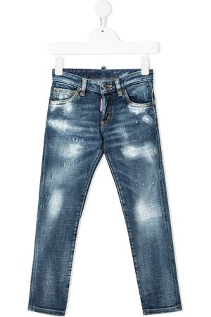 Dsquared2 Skinny-Jeans im Distressed-Look