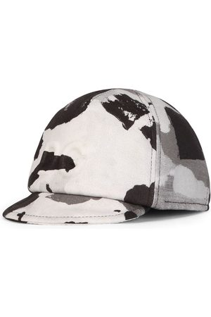 Dolce & Gabbana Baseballkappe mit Camouflage-Print
