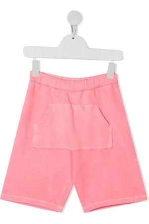 DOUUOD KIDS Shorts mit Beuteltasche