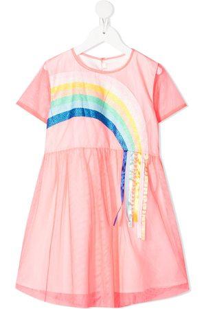 Billieblush Skaterkleid mit Regenbogen