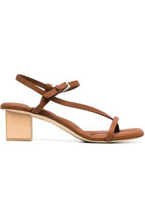 ROBERTO DEL CARLO Klassische Sandalen
