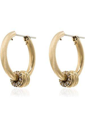 SPINELLI KILCOLLIN Damen Ohrringe - 18kt 'Ara' Creolen aus Gelbgold