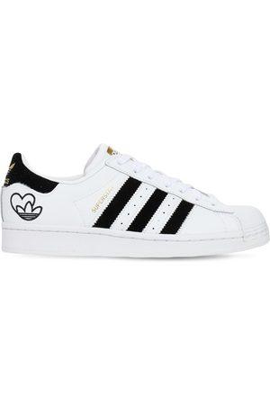 "adidas Sneakers Aus Leder ""valentines Superstar"""