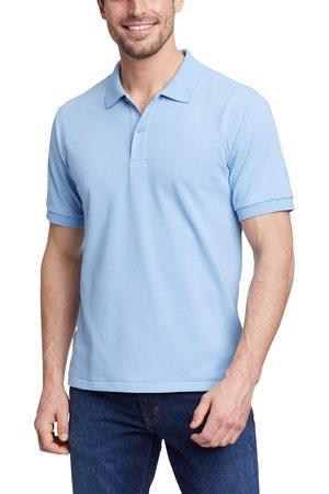 Eddie Bauer Herren T-Shirts - Classic Field Pro Poloshirt - Kurzarm Herren Gr. S