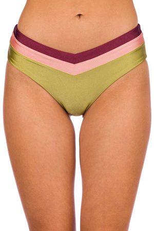 Rip Curl Damen Bikinis - Tallows High Waist Cheeky Bikini Bottom