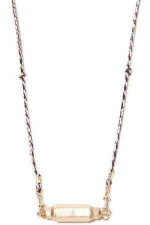 Marie Lichtenberg Halsketten - Baby Coco Diamond & 14kt Necklace