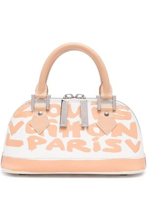 Louis Vuitton X Stephen Sprouse 2001 pre-owned BB Alma Handtasche