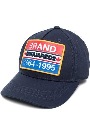 Dsquared2 Jungen Hüte - Baseballkappe mit Logo-Stickerei