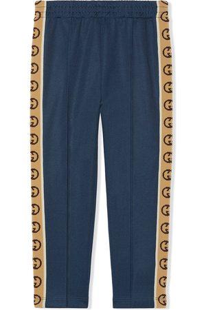 Gucci Hose mit Logo-Streifen