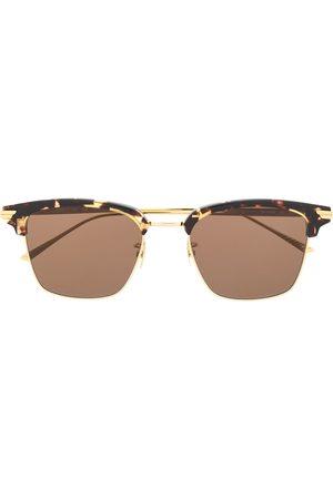 Bottega Veneta Eyewear Clubmaster' Sonnenbrille