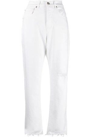 3x1 Jeans mit hohem Bund