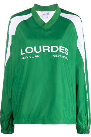 Lourdes Langärmeliges Jerseyoberteil