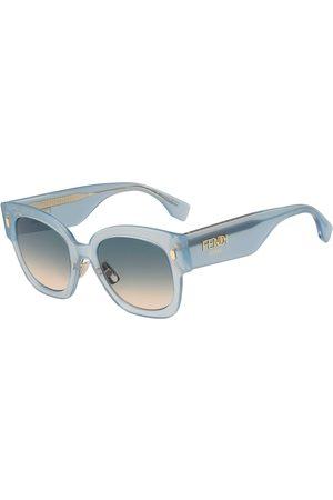 Fendi Damen Sonnenbrillen - FF 0458/G/S 204067-MVU/PR-52