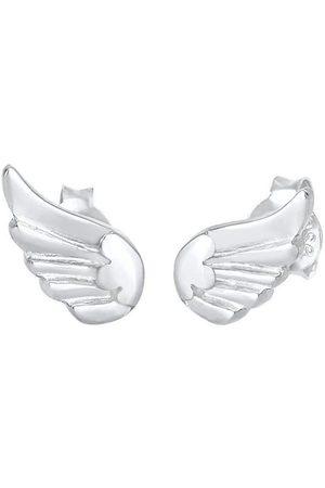Elli Paar Ohrstecker »Ohrringe Kinder Flügel Engel Religion 0303343120, 0303733120«
