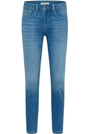 bugatti 5-Pocket-Jeans mit leichter Used Optik