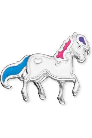 Herzengel Paar Ohrstecker »Pferd, HEE-HORSE«, mit Emaille