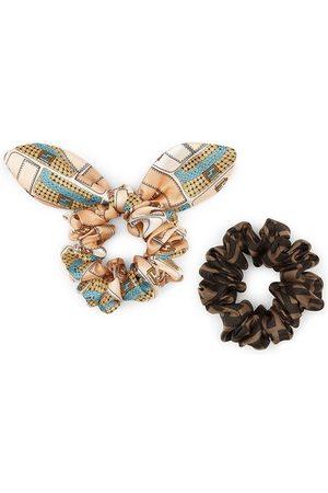 Fendi Damen Stirnbänder - Elastische Haarbänder