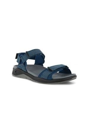 lands end ECCO X-Trinsic Trekking-Sandalen, Herren, Größe: 40 Normal, Blau, Synthetic-blend, by Lands' End
