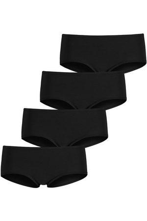 LASCANA Panty (4 Stück) in schönen Hauttönen