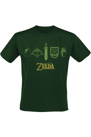 The Legend of Zelda Quest Essentials T-Shirt
