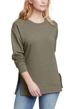 Eddie Bauer Damen Sweatshirts - Motion Cozy Sweatshirt-Tunika Damen Gr. S