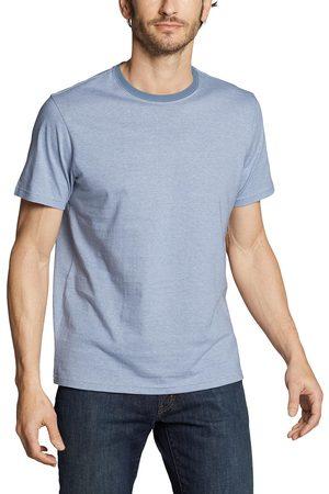 Eddie Bauer Herren T-Shirts - Legend Wash Pro Shirt - kurzarm - gestreift Herren Gr. S