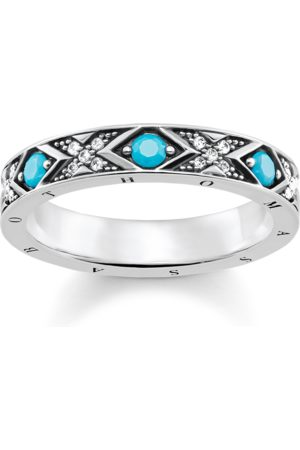 Thomas Sabo Damen Ringe - Ring asiatische Ornamente