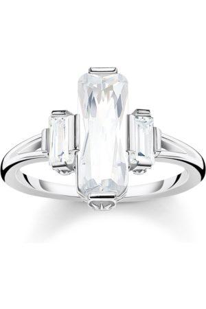 Thomas Sabo Ring Weiße Steine