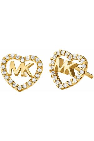 Michael Kors Ohrringe MKC1243AN710 Hearts Earrings gold