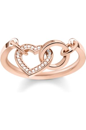 Thomas Sabo Ring TOGETHER Herz