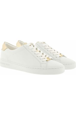 Michael Kors Sneakers Irving Lace Up Sneaker Optic White/Pale