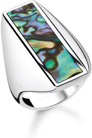 Thomas Sabo Ring Abalone Perlmutt