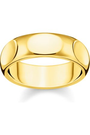 Thomas Sabo Ring Puristisches gold