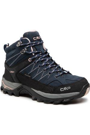 CMP Rigel Mid Wmn Trekking Shoe Wp 3Q12946 Asphalt/Antracite/Rose 53UG