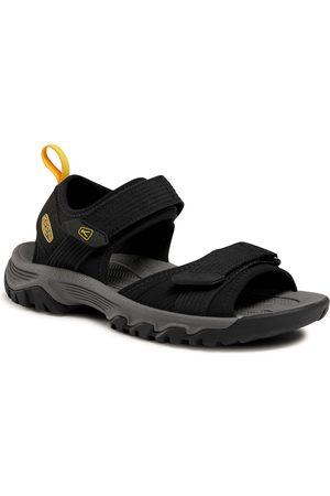 Keen Targhee III Open Toe H2 1024865 Black/Yellow