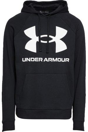 Under Armour Trainingskapuzenpullover 'Rival Fleece Big Logo