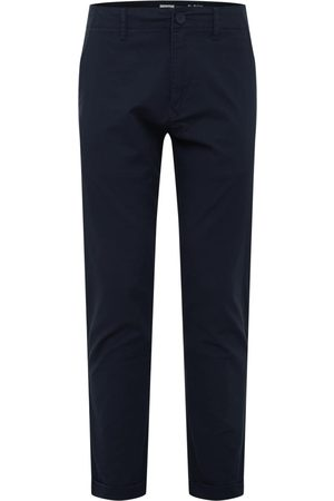 s.Oliver Slim Fit: Hose aus Chambray