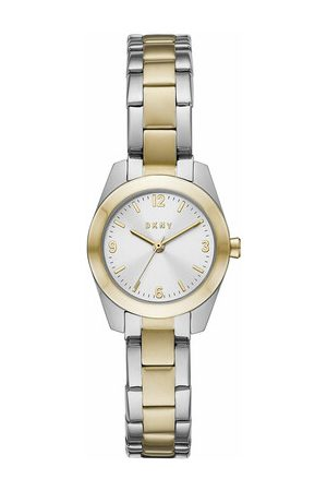 DKNY Damen Uhren - Uhr Nolita Three-Hand Stainless Steel Watch