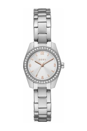 DKNY Uhr Nolita Three-Hand Stainless Steel Watch