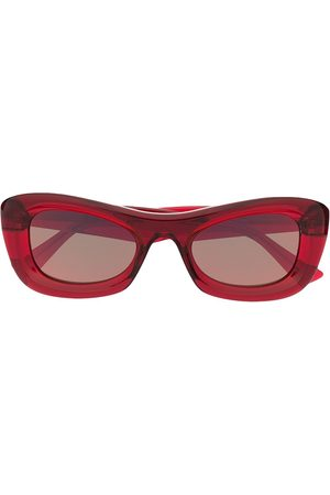 Bottega Veneta Transparente Sonnenbrille