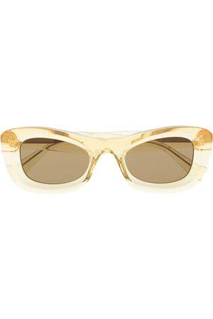 Bottega Veneta Sonnenbrillen - Transparente Sonnenbrille