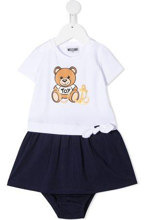 Moschino Kleid mit Teddy-Print