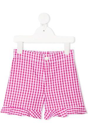 SIOLA Shorts mit Vichy-Karo