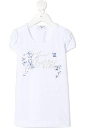 MONNALISA T-Shirt mit Tinker Bell-Print