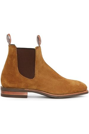R.M.Williams Chelsea-Boots aus Wildleder