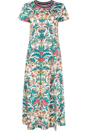La DoubleJ Kleid mit Blumen-Print