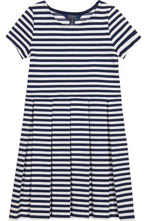 Polo Ralph Lauren Kids Gestreiftes Kleid