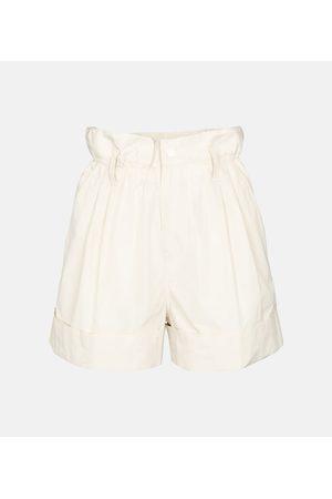 Moncler Shorts aus Faille